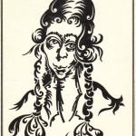 стиле Пикассо 150x150 - Ориг.рисунки