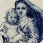 с младенцем 150x150 - Ориг.рисунки