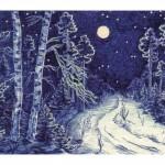 ночь 150x150 - Ориг.рисунки