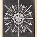 №0004. Орнамент 150x150 - Альбом №3