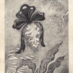 №0017. Чёрная орхидея 150x150 - Альбом №3