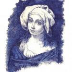 .001. Портрет девушки 150x150 - Альбом №2