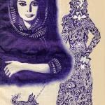 .016. Арабка и арабеска 150x150 - Альбом №2
