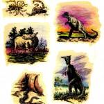 .114. Древние животные 150x150 - Альбом №2