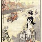 .168. Велостпедистка 150x150 - Альбом №2