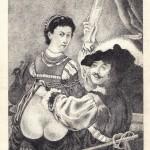 .173. Рембрандт и Саския 150x150 - Альбом №2