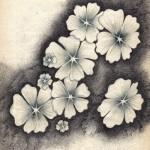 .193. Серые цветы 150x150 - Альбом №2