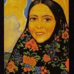 .Глазунов. Волжанка 150x150 - Мои календарики