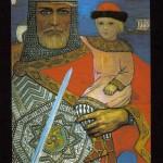 .Глазунов. Князь Олег с Игорем 150x150 - Мои календарики