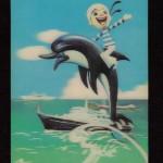 дельфине. Объёмный 150x150 - Мои календарики