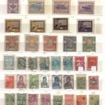 0014 1050 + 81000 фр. 150x150 - Советские марки — 10 (Блоки и сцепки)