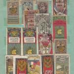 марки 19 150x150 - Непочтовые марки