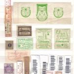 марки 24 150x150 - Непочтовые марки
