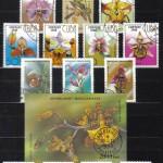 на марках. Лист 003 300 150x150 - Флора I (Орхидеи)