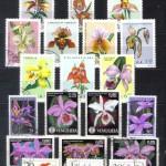 на марках. Лист 004 275 150x150 - Флора I (Орхидеи)