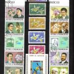 на марках. Лист 006 180 150x150 - Флора I (Орхидеи)