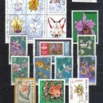 на марках. Лист 007 423 150x150 - Флора I (Орхидеи)