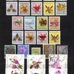 на марках. Лист 008 415 150x150 - Флора I (Орхидеи)