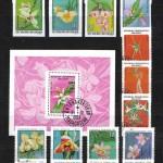 на марках. Лист 010 530 150x150 - Флора I (Орхидеи)