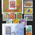 на марках. Лист 011 420 150x150 - Флора I (Орхидеи)