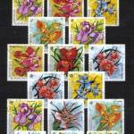 на марках. Лист 012 100 150x150 - Флора I (Орхидеи)