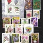 на марках. Лист 013 180 150x150 - Флора I (Орхидеи)