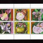 на марках. Лист 021 40 150x150 - Флора I (Орхидеи)