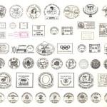 штемпеля 33 150x150 - Почтовые штемпеля