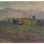 Акопян А.С Пахота на склонах Арагаца 150x150 - Советские художники и зарубежья