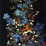 Андросова А. Дельфиниум 150x150 - Цветы