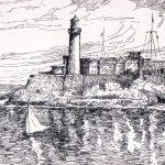 Архитектура Кубы 04 150x150 - Неизвестные художники