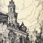 Архитектура Кубы 08 150x150 - Неизвестные художники