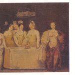 Бажбеук Меликян А.А Выбор натурщиц 150x150 - Советские художники и зарубежья