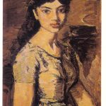 Бажбеук Меликян А.А Гульма 150x150 - Советские художники и зарубежья