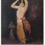 Бажбеук Меликян А.А Девушка с попугаем 150x150 - Советские художники и зарубежья