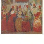 Бажбеук Меликян А.А Курдский танец 150x150 - Советские художники и зарубежья