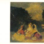 Бажбеук Меликян А.А Курдянки на фоне пейзажа 150x150 - Советские художники и зарубежья