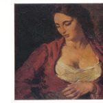 Бажбеук Меликян А.А Портрет Лиды 150x150 - Советские художники и зарубежья