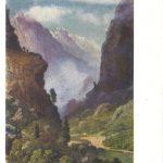Башинджагян Г.З Санаинское ущелье 150x150 - Советские художники и зарубежья