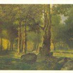 Башинджагян Г.З Утро в Булонском лесу 150x150 - Советские художники и зарубежья