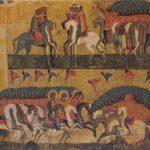 Битва новгородцев с суздальцами 150x150 - Неизвестные художники
