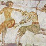 Битва чудовищ 150x150 - Неизвестные художники