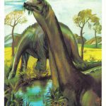 Бронтозавры  150x150 - Другие животные