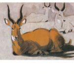 Ватагин Василий Андреевич Антилопа 150x150 - Ватагин Василий Андреевич