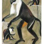 Ватагин Василий Андреевич Мартышки 150x150 - Ватагин Василий Андреевич