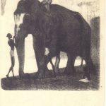 Ватагин Василий Андреевич Раскраска слона 150x150 - Ватагин Василий Андреевич