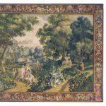 Вердюра с охотничьей сценой 150x150 - Неизвестные художники