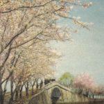 Весна в парке Ихэюань на берегу оз. Тайху 150x150 - Пейзажи