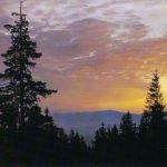Вечер в горах 150x150 - Пейзажи