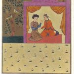 Витязь в тигровой шкуре. Иллюстрация 4 150x150 - Неизвестные художники